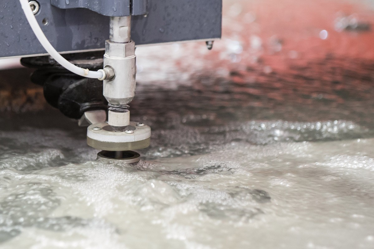 NEW! 3D WATERJET CUTTING MACHINE
